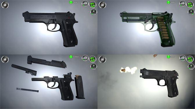Get Weapon Field Strip 3D - Microsoft Store en-AU
