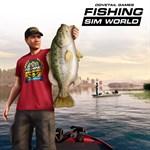 Fishing Sim World Logo