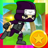 Ninja jungle Trap Adventure 2