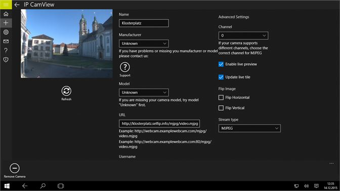 Get IP CamView - Microsoft Store