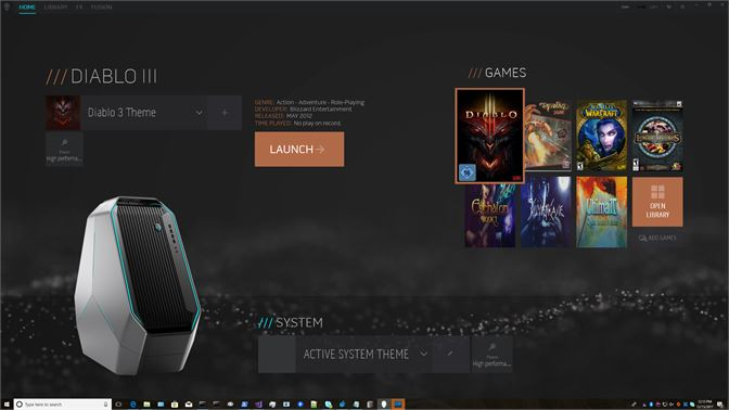 Get Alienware Command Center - Microsoft Store