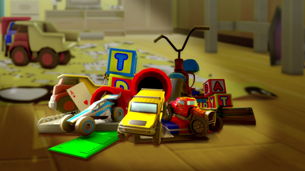 Buy Construct Toy Road - Tiny Racer - Microsoft Store