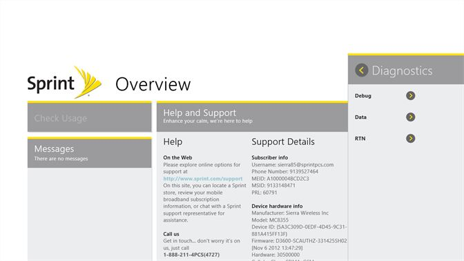 Get Sprint Connect - Microsoft Store
