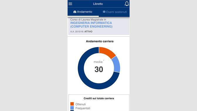 Calendario Polito.Acquista Polito App Microsoft Store It It