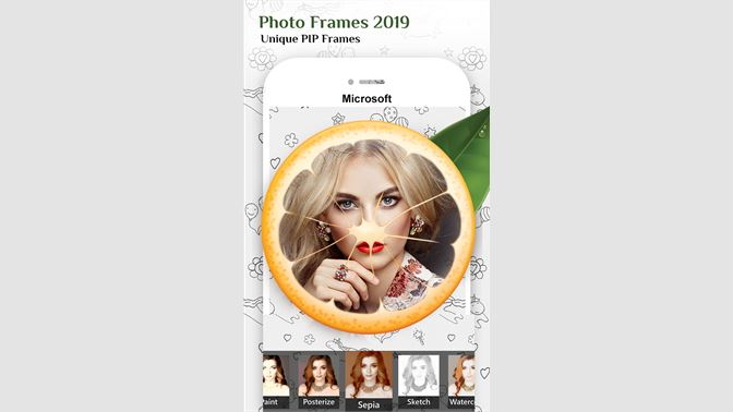 Get Photo Frames 2019 Microsoft Store