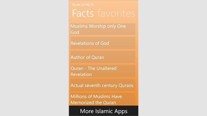 Get Islam 30 Facts - Microsoft Store en-IN