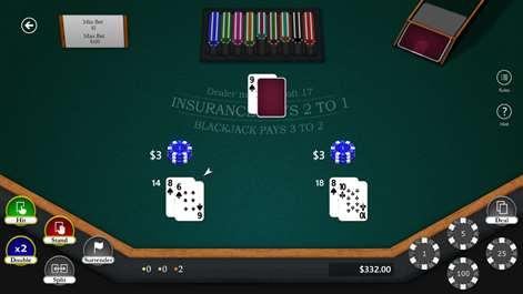 Blackjack Master 3 Screenshots 2
