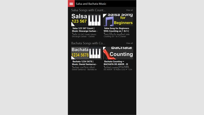 Buy Salsa and Bachata Music - Microsoft Store