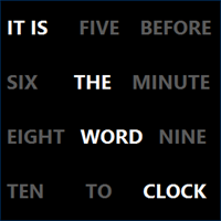Get The WordClock - Microsoft Store
