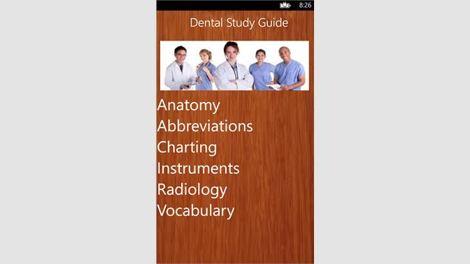 Buy Dental Study Guide - Microsoft Store
