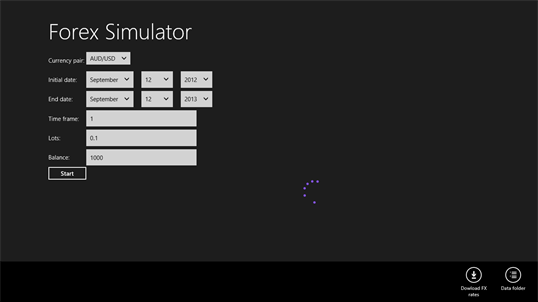 Forex Simulator for Windows 10 PC Free Download - Best Windows 10 Apps