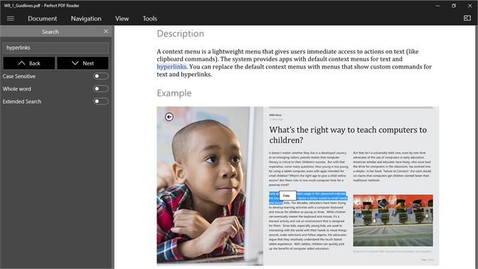 Get Perfect PDF Reader - Microsoft Store