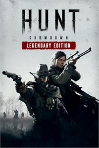 Carátula para el juego Hunt: Showdown Legendary Edition de Xbox One