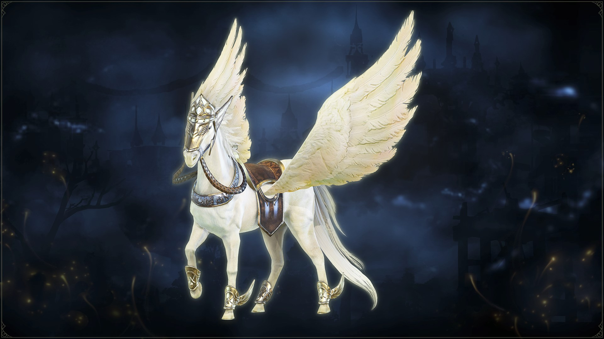 "WARRIORS OROCHI 4: Bonus Mount ""Pegasus"""