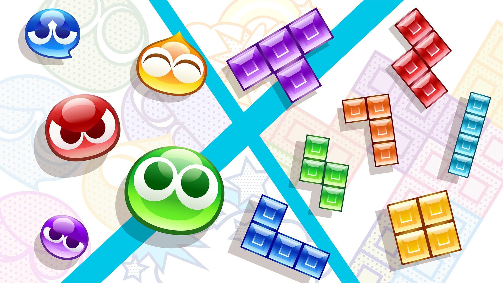 Puyo Puyo™ Tetris® 2