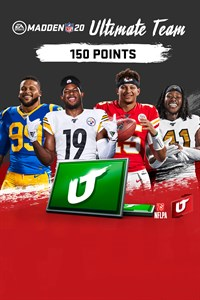 Madden NFL 20: 150 очков Madden Ultimate Team