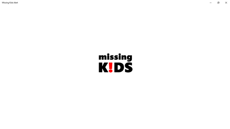 Missing Kids Alert Screenshots 1