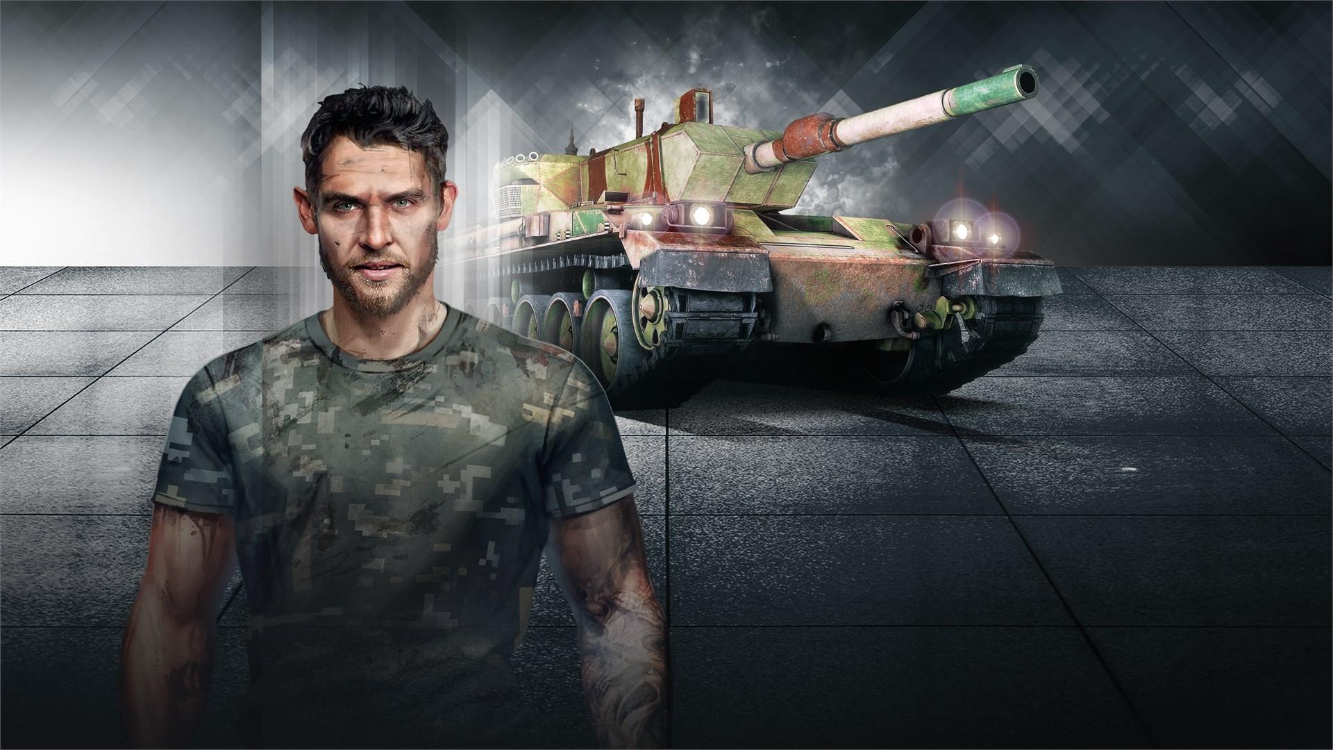 Armored Warfare - Pack de Inicio de platino
