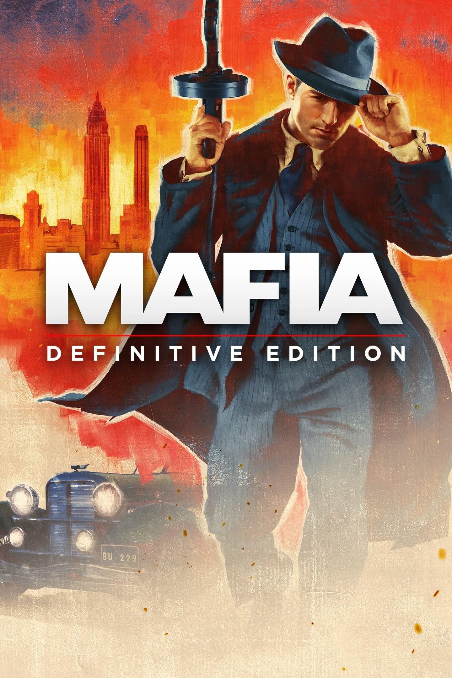 Comprar Mafia: Definitive Edition - Microsoft Store pt-BR