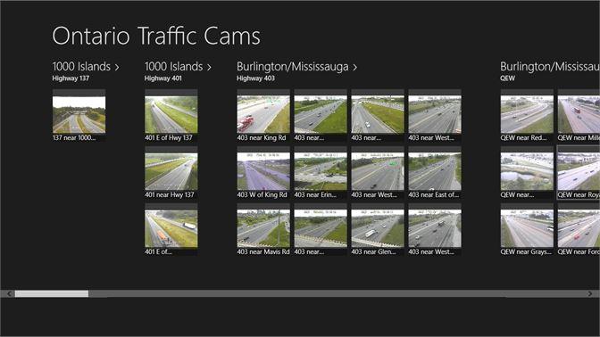 Get Ontario Traffic Cams - Microsoft Store en-CA