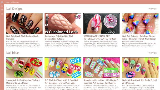 Make Nail Designs Kopen Microsoft Store Nl Nl