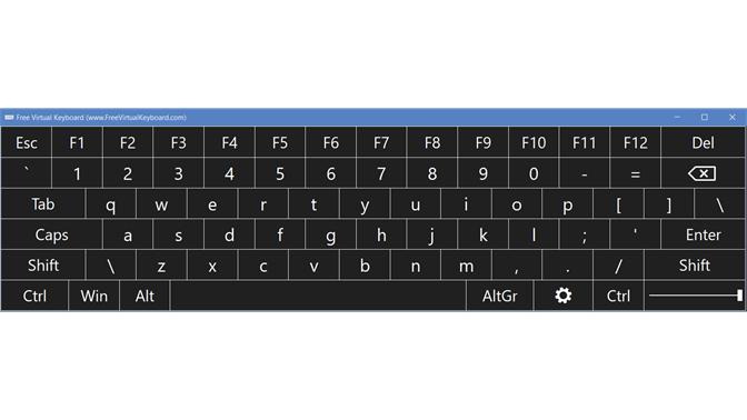 keyboard software free download for windows 8