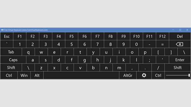 cda46ee7486 Virtual Keyboard; Settings; Black theme ...