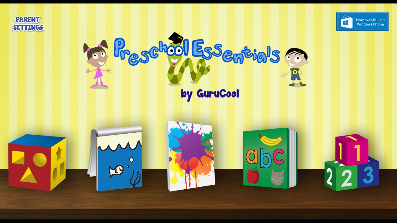 Learning Games for Kids ( Educational Preschool activities in English)