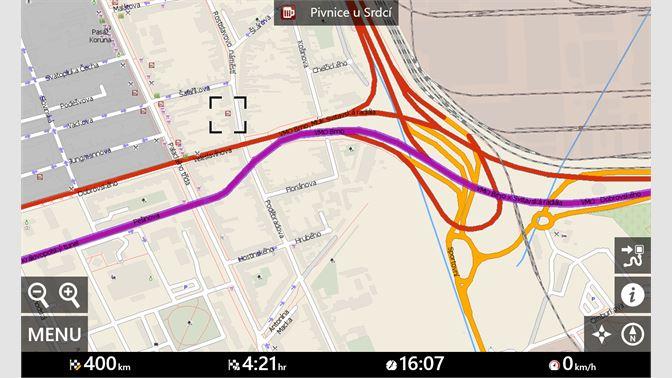 Get MapFactor GPS Navigation - Microsoft Store