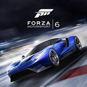 Forza Motorsport 6: стандартное издание Xbox One