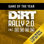 DiRT Rally 2.0 - Game of the Year Edition Logo