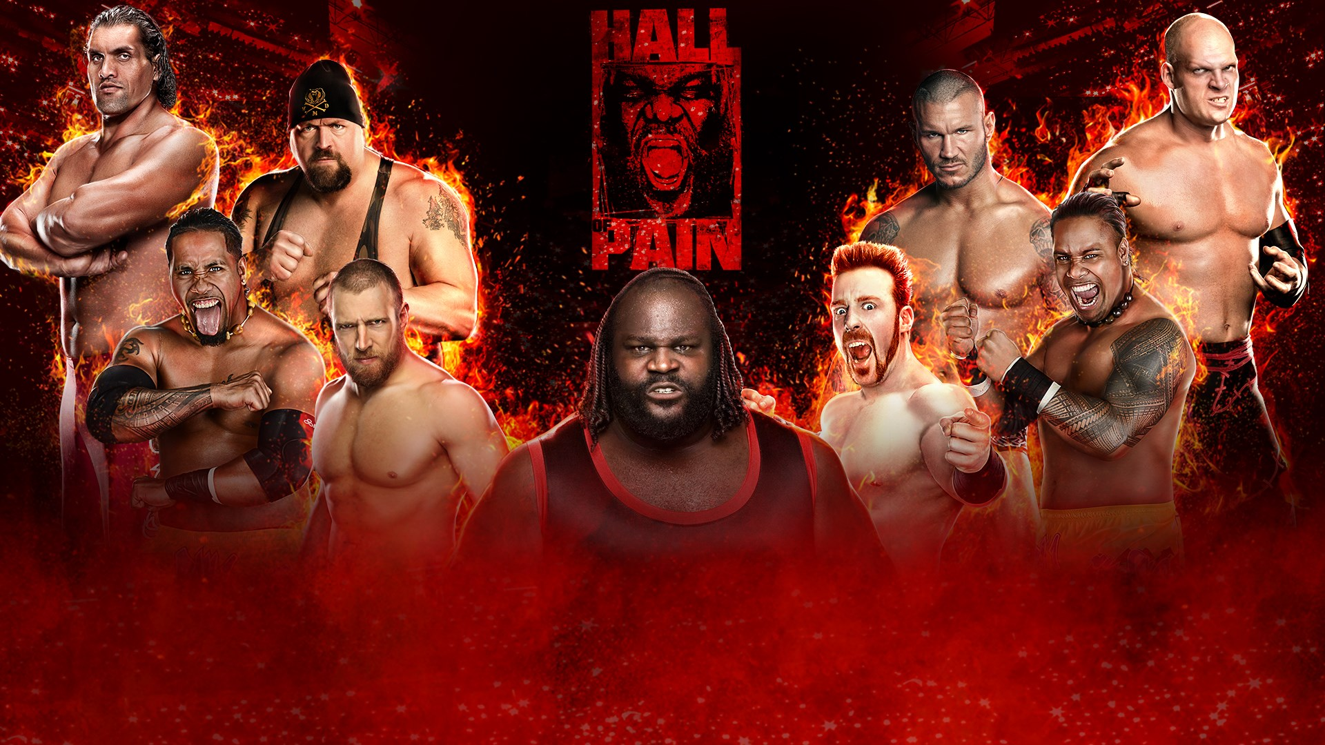 Hall of Pain