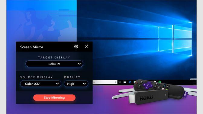Buy Screen Mirror to Roku - Microsoft Store