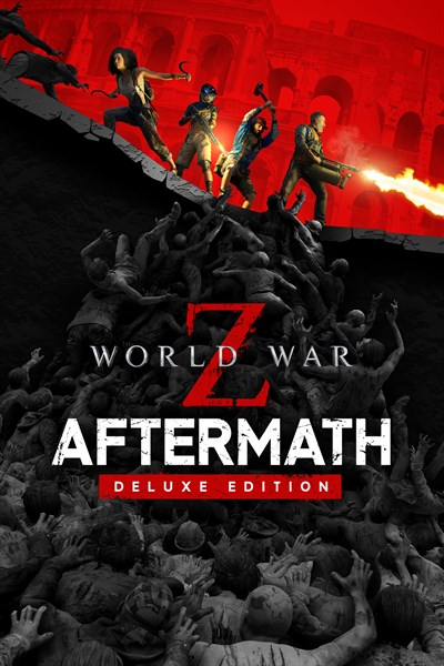 World War Z: Aftermath - Deluxe Edition