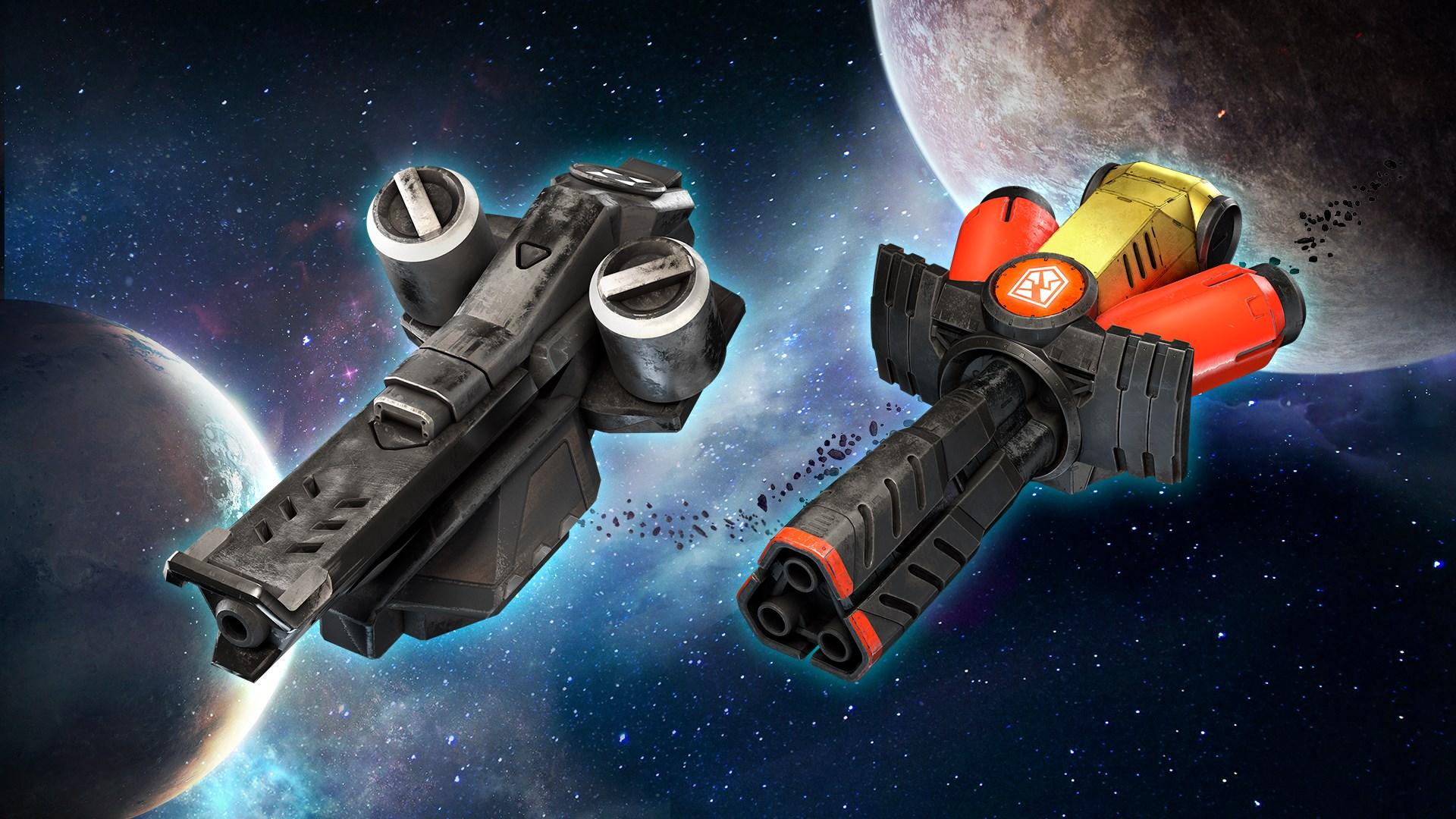 Starlink: Battle for Atlas™ - Gauss Gun Weapon Pack