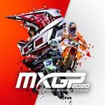 MXGP 2020 - The Official Motocross Videogame Logo
