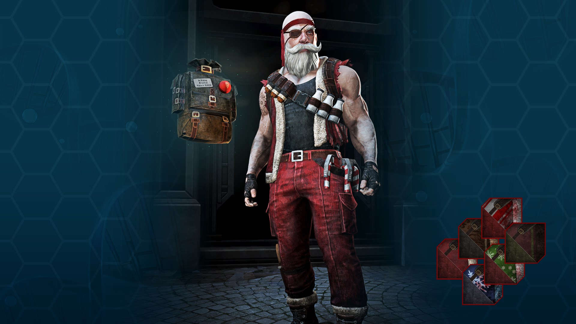 Badass Santa Bundle