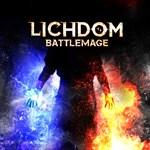 Lichdom: Battlemage Logo