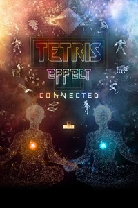 Poster. Tetris Effect: Connected
