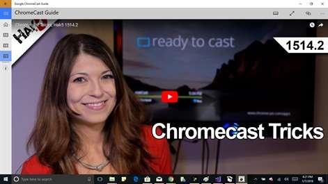 Chromecast UsersGuide Screenshots 2