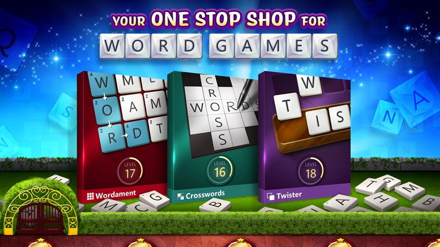 Microsoft Ultimate Word Games Screenshot