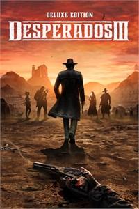 Carátula del juego Desperados III Deluxe Edition