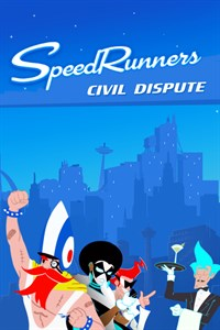 SpeedRunners: Civil Dispute! Character Pack