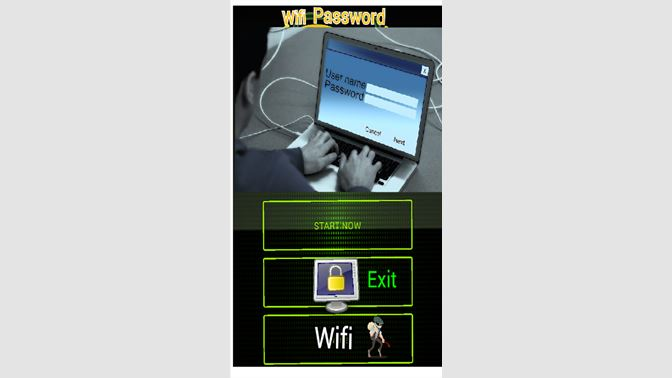 Get Wifi Password Hacker Free - Microsoft Store
