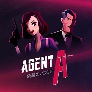 Agent A - 偽装のパズル Xbox One