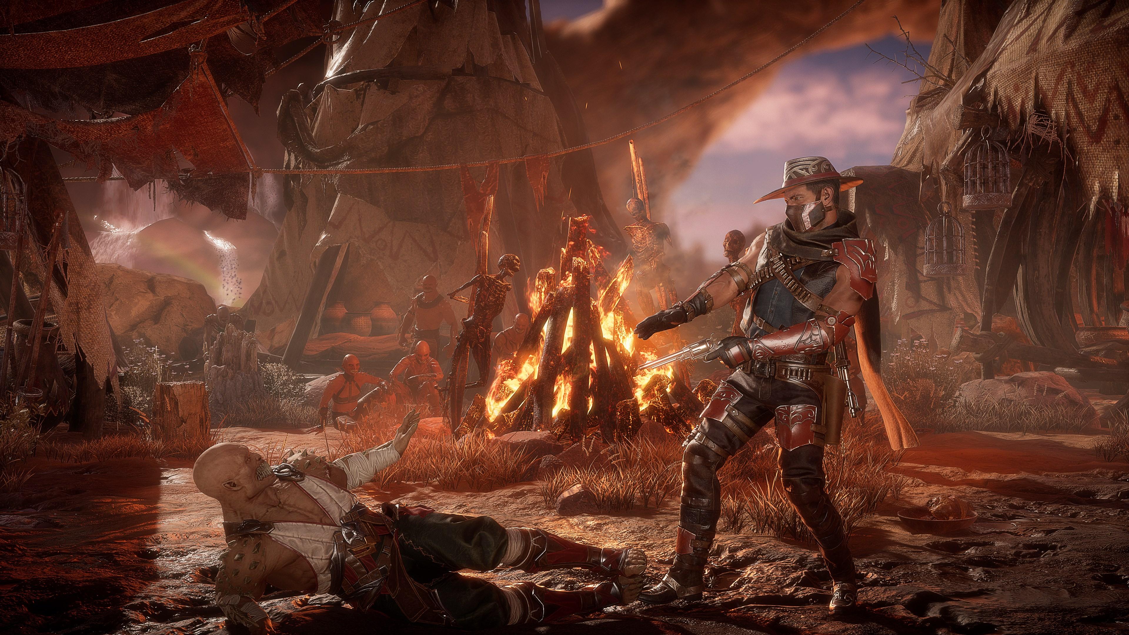 Скриншот №9 к Mortal Kombat 11
