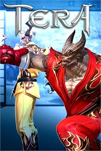 TERA: Dojo Fighter Pack