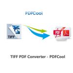 TIFF PDF Converter - PDFCool Logo
