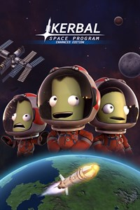 Carátula del juego Kerbal Space Program Enhanced Edition