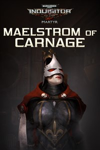 Carátula del juego Warhammer 40,000: Inquisitor - Marty - Maelstrom of Carnage